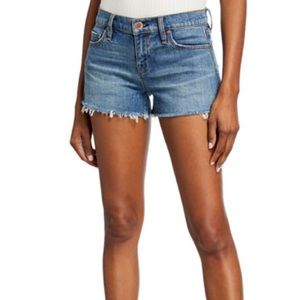 Hudson Denim Cutoff Shorts